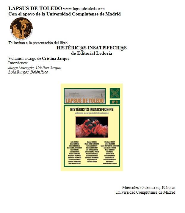 libro HISTERIA jpg